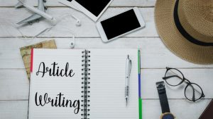 Write Articles and earn money